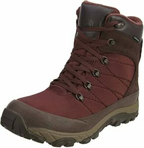 The North Face Men's Bitter Chocolate Brown & Brunette Brown Nylon Shoes US 11.5