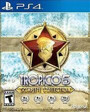 Tropico 5: Complete Collection (Sony PlayStation 4, 2016)