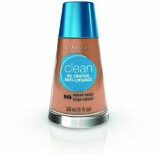 CoverGirl Clean Liquid Makeup, Oil Control, Natural Beige 540 - 1 fl oz