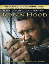 Robin Hood [New Blu-ray] Director's Cut/Ed, Repackaged, Widescreen