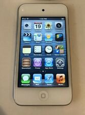 Apple iPod touch 4th Generation White (8 GB) - Good Condition