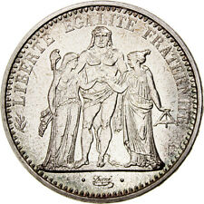 [#460324] France, Hercule, 10 Francs, 1966, Paris, SPL, Argent, KM:932