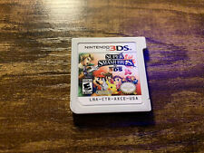 Super Smash Bros. for Nintendo 3DS (Nintendo 3DS, 2014)