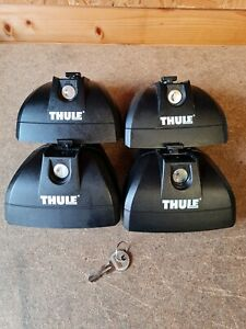 Thule 753 Foot Pack with key
