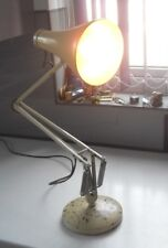 VINTAGE 1960s HERBERT TERRY ANGLEPOISE Model 75 INDUSTRIAL LAMP