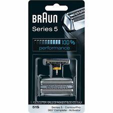 Braun 51S Foil & Cutter Combi