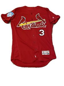 MLB Authenticated - Jedd Gyorko Spring Training Jersey From St. Louis Cardinals
