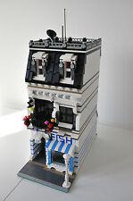 Modular Fishmonger recipe per LEGO (si adatta a 10197 10211 10224 10218)