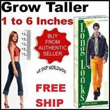 Long looks Herbal Increase Height Gain Taller Herbal growing 60 capsules