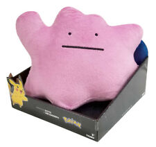 "REAL AUTHENTIC TOMY  Pokemon Large Jumbo Ditto 7"" Stuffed Plush Doll"