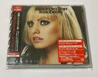 """Alexandra Stan SEALED BRAND NEW CD """"Saxobeats"""" Japan Limited Bonus Track W/OBI"""