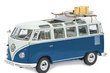 VW - T1b Samba Wintersport - Bus 1292 Dickie  Schuco 1:18