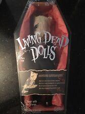 Living Dead Dolls Mezco Series 8 Angus Litilrott 93003 Open Box For Display