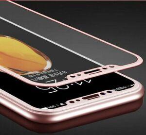 Protector de pantalla de vidrio templado Soft Edge para Apple iPhone X