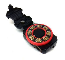Power Rangers SAMURAI Spin Morpher & Disc roleplay, attachs to other items