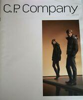 CP COMPANY Magazine 02 AW 2008/09 De La Ville De Rome  Lookbook Catalogue Miglia