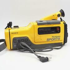 VTG Sony Handycam Sports CCD-SP7 Video 8 Water Resistant Camcorder