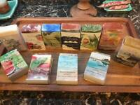 Organic Vegan Hand Crafted Bath and Body Bar Soaps Handmade Soap, Natural Soap