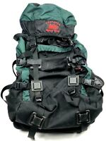 REI Backpack Huge TRAVERSE GREAT STAR HIKING CAMPING PACK Green