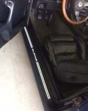 BMW E30 Alpina Side skirts sticker C2 2.7 e30 m20b25 318is B6 320 323 All e30