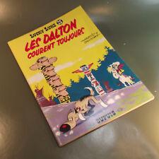 Lucky Luke 23/Les Dalton Courent Toujours Rene Morris; Goscinny Paperback French