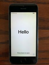 Apple iPhone 5s - 32GB - Space Gray (Unlocked) A1533 (AT&T)