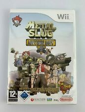 Nintendo Wii Metal Slug Anthology, German Version, Brand New Factory Sealed