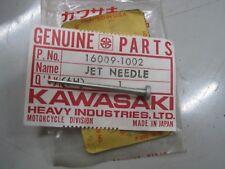 KAWASAKI NOS CARB NEEDLE  16009-1002 KZ400 Z400 KEIHIN CARBS 1977-79