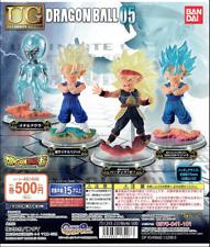 UG Dragon Ball 05 All 4 set Figure  Authentic  BANDAI Japan B1739