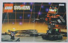 LEGO® Bauanleitung / Instruction Nr. 6889