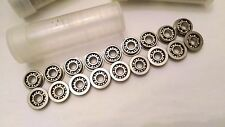 Flanged Bearings Open Miniature New FREE SHIPPING-48 pc lot