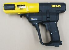 REMS Akku Press ACC Nr. 571004 Pressmaschine Radialpresse Heizung Sanitär Li-Ion