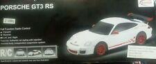 Porsche 911 GT3 RS Radio Remote Controlled car, Black. Great indoor fun!