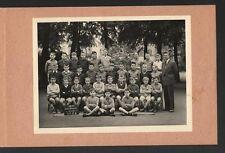 █ Neudorf ECOLE DE NEUFELD Photo Classe 1961/1962 CM2a █