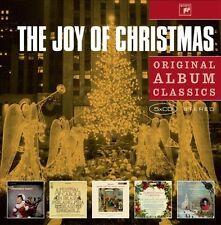 NEW The Joy of Christmas - Original Album Classics (Audio CD)