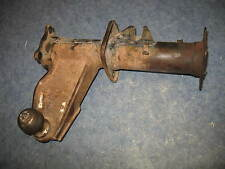 REAR AXLE TOE HITCH HOUSING BRACKET 1999 HONDA TRX450S ATV TRX450 99