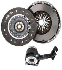Volvo V50 V60 V70 III MW BW 2.0 D T T5 3 Pc Clutch Kit Fits LUK Flywheel 2004-