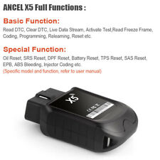 Professional Ancel OBD2 Car Diagnostic Tool WiFi Full System Oil Service Reset