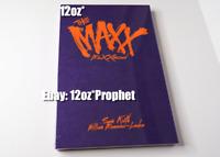 1st ed Signed & Numbered Edition The Maxx Maxximized Volume 2 Sam Kieth + KAWS