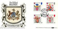 1984 Heraldry - Benham BLS (84) 1 Belfast Official - Cat £30 !