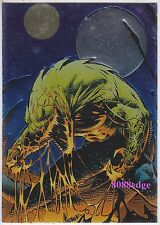 """1995 INTREPID """"PITT""""ASHCAN CHARACTER CARD: CRYTIS #C8 EMBOSSED FOIL INSERT CHASE"""