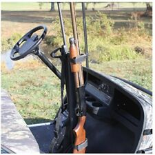 ATV Golf Cart Gun Rack Floor Mount Universal Design Free Shipping