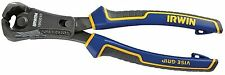 IRWIN Visegrip 1950510 8-Inch Max Leverage End Cutting Pliers - Blue/Yellow