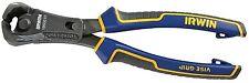 Irwin Visegrip 1950510 8 pulgadas Max Aproveche Alicates de corte final-Azul/Amarillo