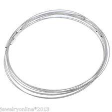 10 Grau Halsreif mit Magnetverschluss 46cm