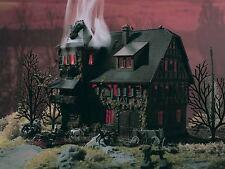 VOLLMER 47679 N VAMPIRO Villa con rosso luce tremolante und farbtabletten #