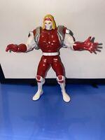 Vintage Toy Biz Marvel Uncanny X-Men Omega Red 2 Action Figure, 1993