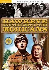HAWKEYE AND THE LAST OF THE MOHICANS the complete series. 5 discs. New DVD.