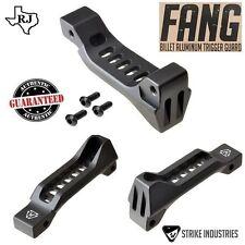 Strike Industries FANG Billet Aluminum Trigger Guard Skeletonized BLACK 223/308