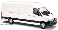 Mercedes Benz Sprinter LWB High Roof Cargo Van 1/87 Scale Busch 52600